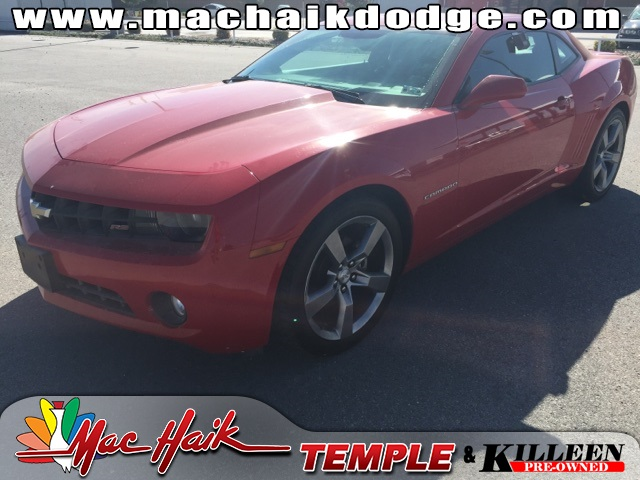 2012 Chevrolet Camaro 2LT Red CLEAN CARFAX HISTORY REPORT     I knew that would get your