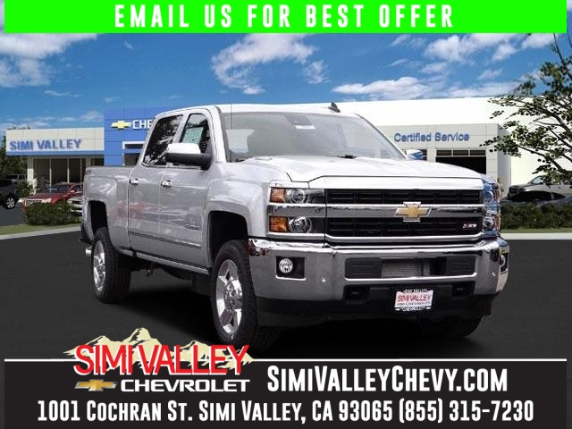 2016 Chevrolet Silverado 2500HD LTZ Silver Chevrolet FEVER Drive this home today NEW ARRIVAL