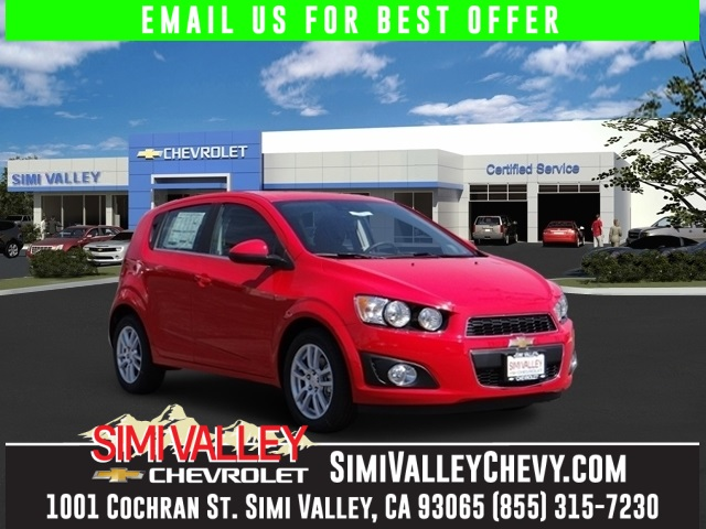 2015 Chevrolet Sonic LT Red This  2015 Chevrolet Sonic is simply a great car great price A fue