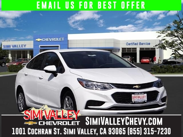 2016 Chevrolet Cruze LS White Turbocharged Move quickly NEW ARRIVAL  This fantastic 2016 Che
