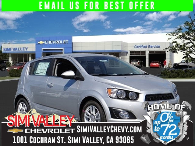 2015 Chevrolet Sonic LT Silver What are you waiting for Best color NEW ARRIVAL  If youre l