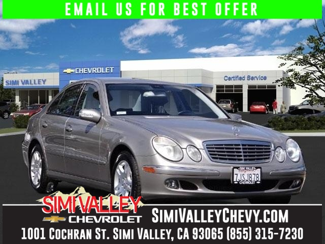 2006 Mercedes-Benz E-Class E350 Gray Best color No games just business JUST REDUCED When wa