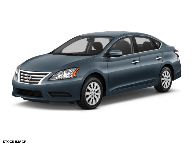 2014 Nissan Sentra S Gray 16 Steel Wheels wFull Wheel CoversFront Bucket SeatsCloth Seat Trim