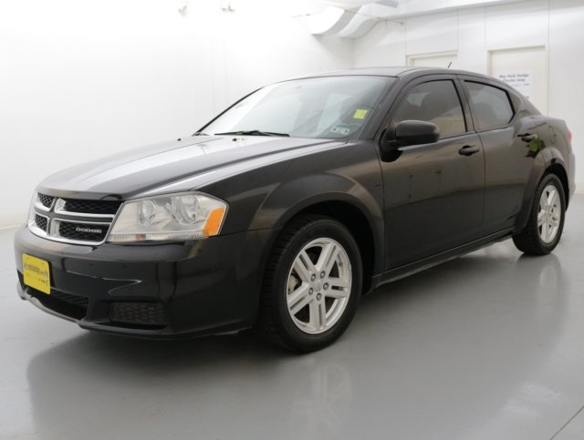 2011 Dodge Avenger Mainstreet Black CLEAN CARFAX HISTORY REPORT Stop clicking the mouse becaus