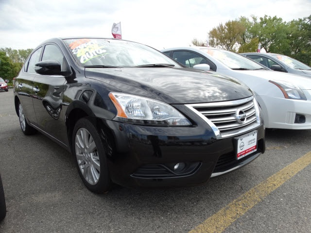 2013 Nissan Sentra S Black Nissan Certified and CVT Xtronic Dont wait another minute Your satis