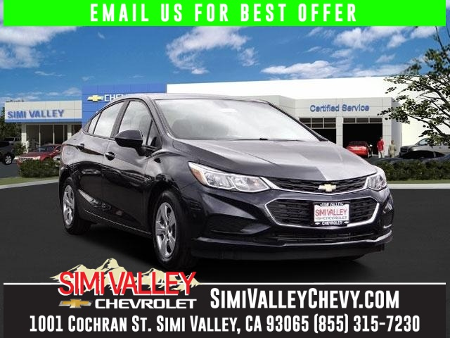 2016 Chevrolet Cruze LS Blue Stroll on down here Ready to roll NEW ARRIVAL  This attractive