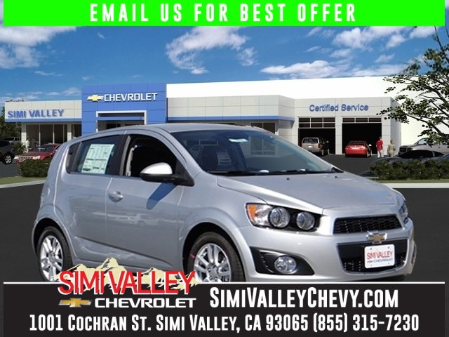 2015 Chevrolet Sonic LT Silver If youre looking for comfort and reliability that wont cost you