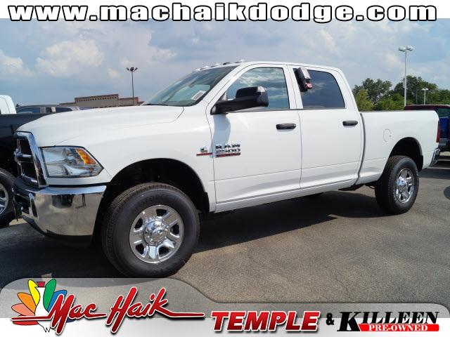 2015 Dodge Ram 2500 Tradesman White Price includes 3000 - SW Retail Consumer Cash  63C1 Exp