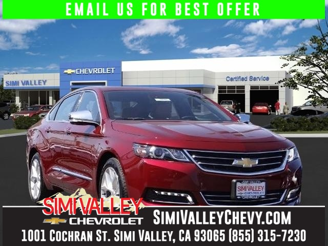 2016 Chevrolet Impala LTZ Red Flex Fuel The Simi Valley Chevrolet EDGE NEW ARRIVAL  If your
