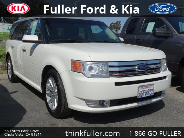 2009 Ford Flex SEL A great deal in Chula Vista Wow What a sweetheart In business since 1946 Fu