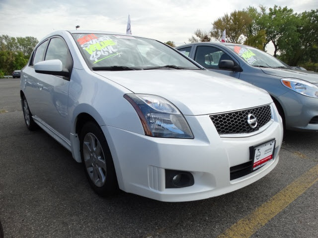 2011 Nissan Sentra 20 S Silver Nissan Certified CVT Xtronic and Charcoal wSport Cloth Seat Tri