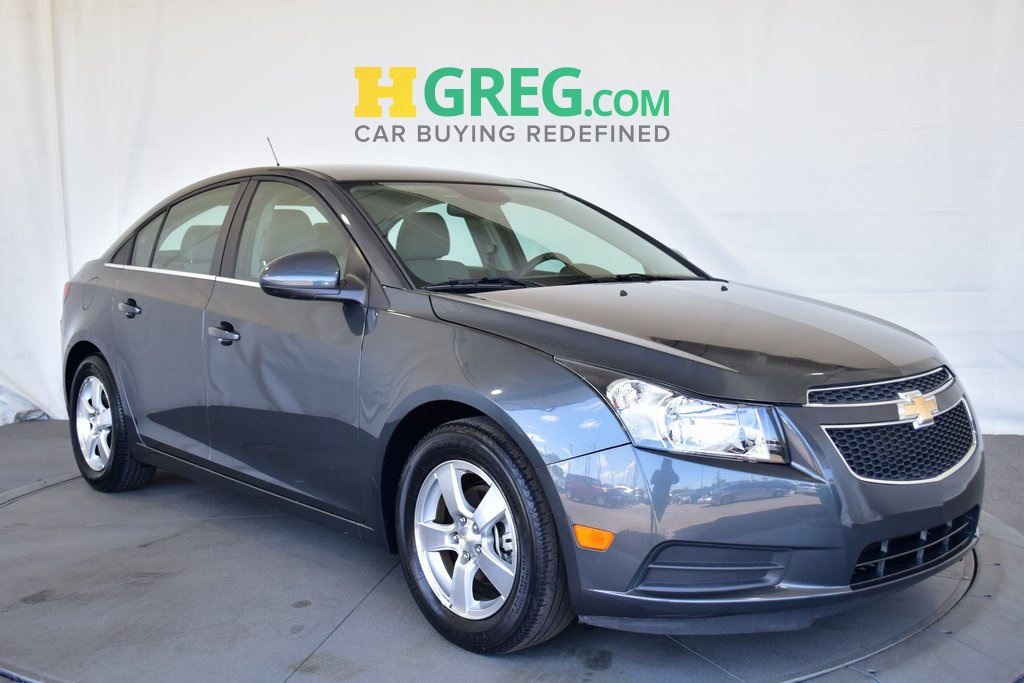 2013 Chevrolet Cruze 1LT Blue CLEAN CARFAX Great Easy Financing Terms for all Credits