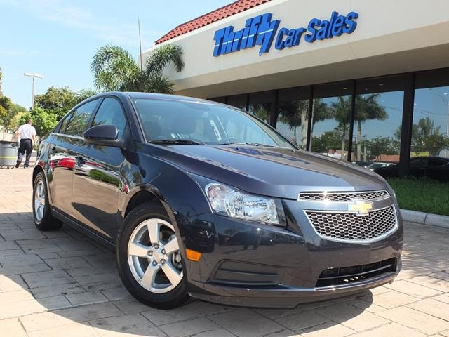 2014 Chevrolet Cruze 1LT Auto Blue ACCIDENT FREE CARFAX ONE OWNER AUTOMATIC STIL