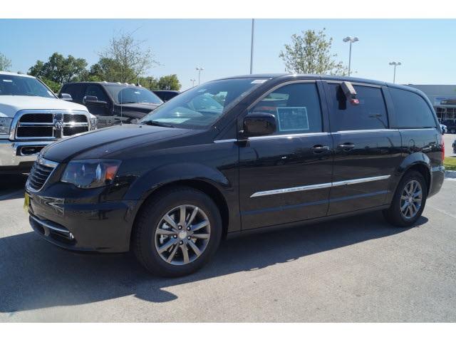 2015 Chrysler Town  Country S Black Price includes 500 - Southwest Chrysler Capital 2015 Bonus