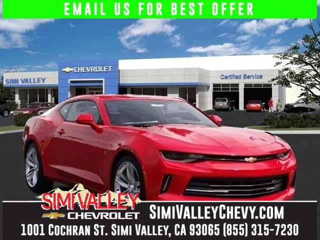 2016 Chevrolet Camaro 1LT Red 6 speed Perfect Color Combination NEW ARRIVAL  This fantastic-