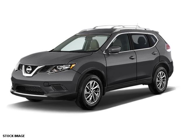 2014 Nissan Rogue SV 5694 Axle Ratio17 Aluminum Alloy WheelsCloth Seat TrimRadio AMFMCDRDS