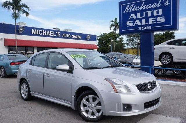 2012 Nissan Sentra 20 Silver Call us now At Michaels Auto Sales YOURE 1 If youve been h