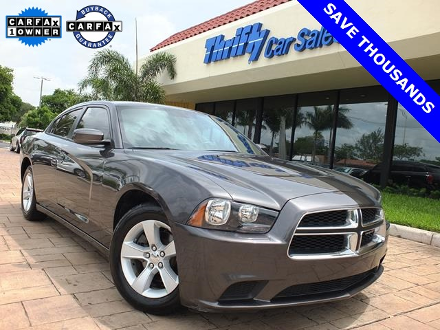 2013 Dodge Charger SE Gray ACCIDENT FREE CARFAX AUTOMATIC CERTIFIED PRE-OWNED and
