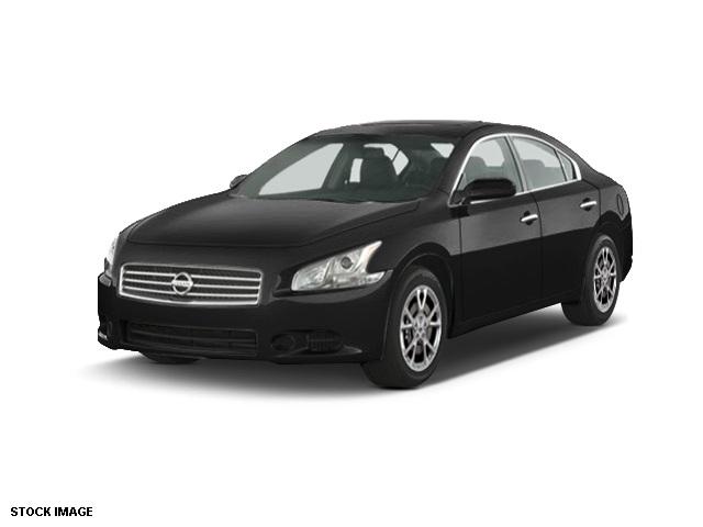 2014 Nissan Maxima 35 S Black 18 Aluminum Alloy WheelsCloth Seat TrimRadio AMFMCD6MP3 Audi