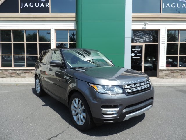 2015 Land Rover Range Rover Sport 50L V8 Supercharged Gray TBD Axle RatioFront Bucket SeatsPer
