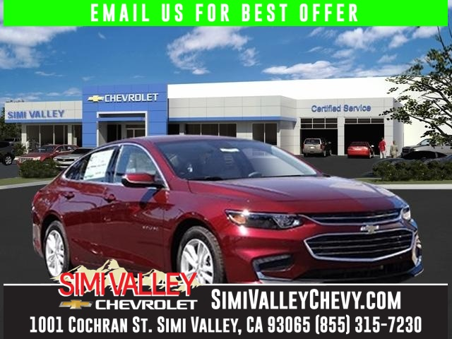 2016 Chevrolet Malibu 1LT Red Chevrolet FEVER Drive this home today NEW ARRIVAL  If youre l