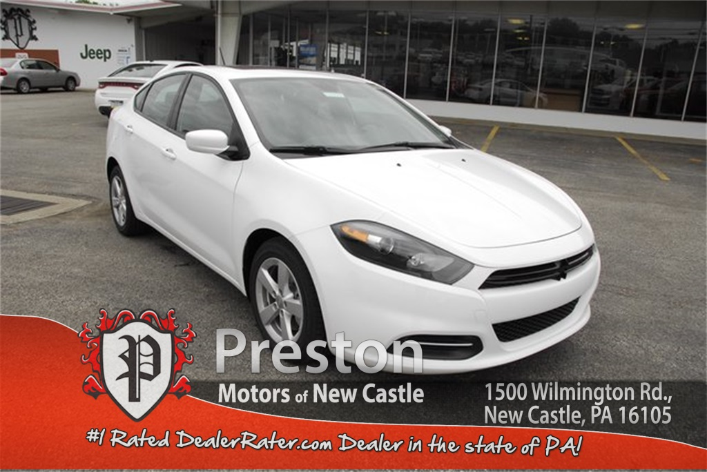 New 2015 Dodge Dart, $22447