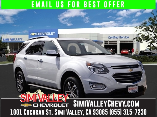 2016 Chevrolet Equinox LTZ Beige Simi Valley Chevrolet means business Hurry in NEW ARRIVAL