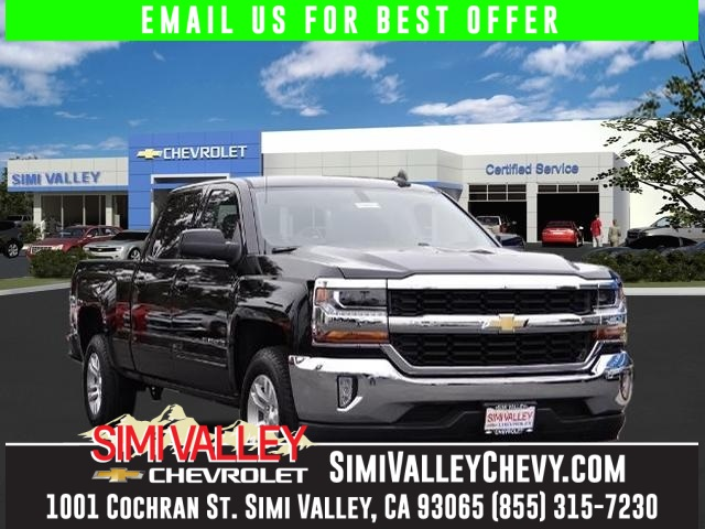 2016 Chevrolet Silverado 1500 LT Black Hold on to your seats Its time for Simi Valley Chevrolet
