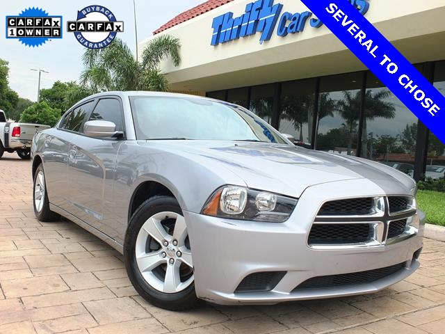 2013 Dodge Charger SE Gray ACCIDENT FREE CARFAX AUTOMATIC STILL UNDER FACTORY WARRANT