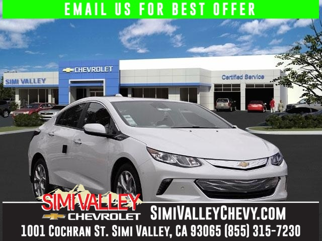 2017 Chevrolet Volt Premier Beige WOW HYBRID Simi Valley Chevrolet means business NEW ARRIVAL