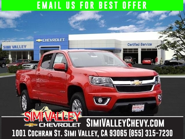 2016 Chevrolet Colorado LT Red Right truck Right price Drive this home today NEW ARRIVAL  I