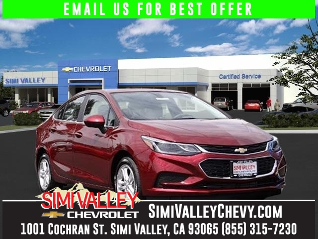 2016 Chevrolet Cruze LT Red Turbocharged Real Winner NEW ARRIVAL  How reassuring is the prov