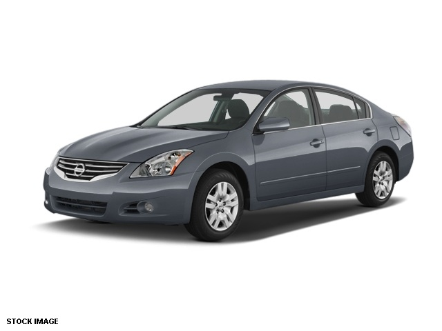 2012 Nissan Altima 25 Gray CVT with Xtronic My My My What a deal Wow What a sweetheart Con