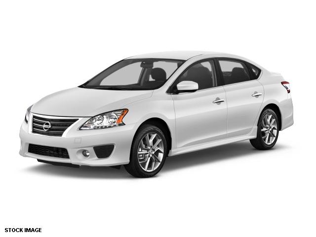 2014 Nissan Sentra SR Silver Front Bucket SeatsPremium Sport Cloth Seat TrimAMFMCD Audio Syste