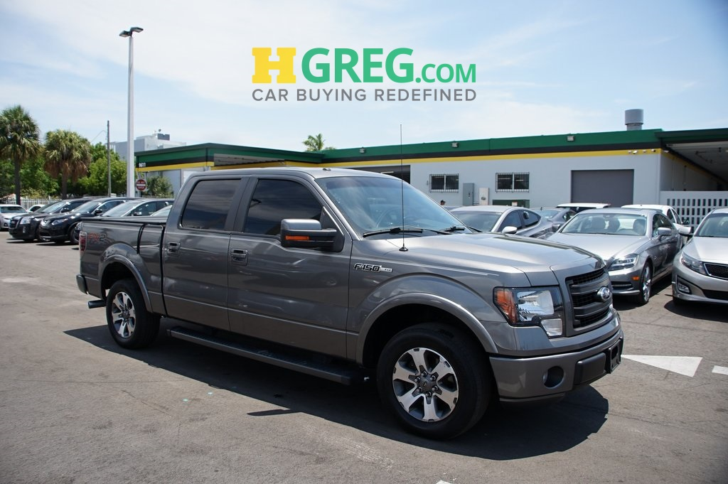 2013 Ford F-150 FX2 Gray CLEAN CARFAX Great Easy Financing Terms for all Credits ON