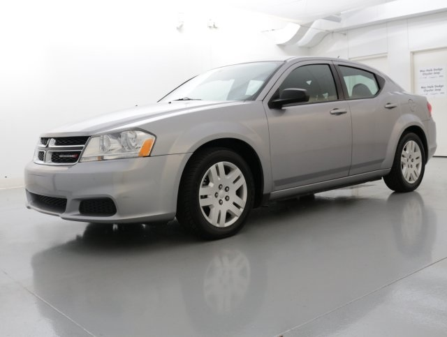 2014 Dodge Avenger SE Silver CERTIFIED WARRANTY CLEAN ONE OWNER CARFAX HISTORY REPORT This