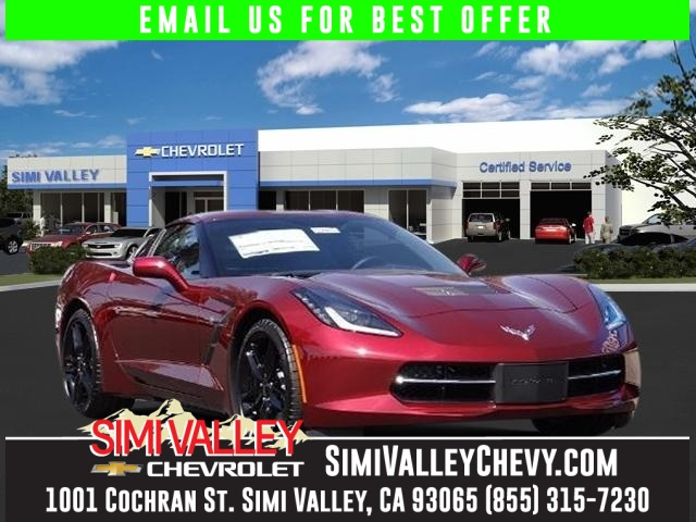 2016 Chevrolet Corvette Stingray Z51 Red A 2016 Corvette with everything all the power alll the p
