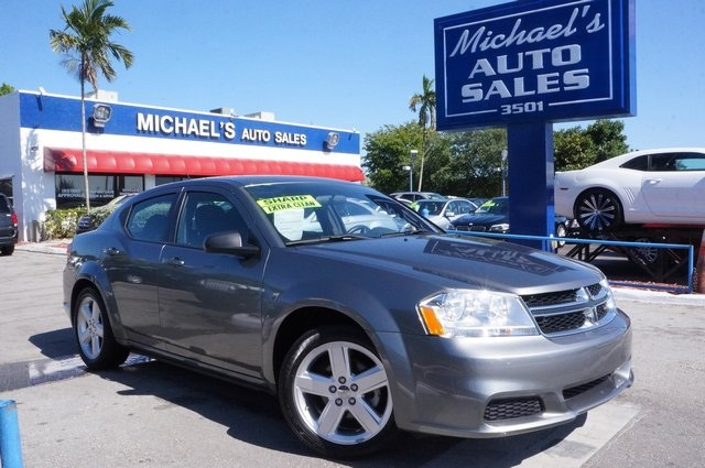 2012 Dodge Avenger SE Come to Michaels Auto Sales No games just business When was the last t