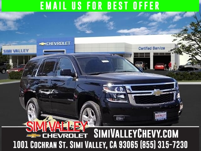 2016 Chevrolet Tahoe LT Black Flex Fuel Best color NEW ARRIVAL  If youre looking for comfor