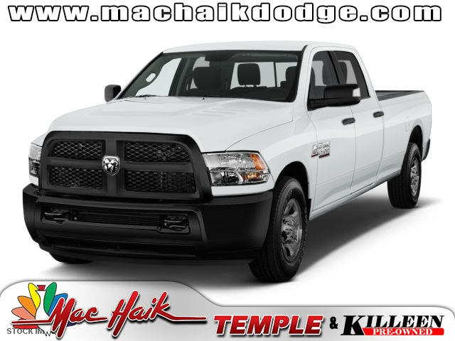 2015 Dodge Ram 3500 Tradesman White Price includes 3000 - SW Retail Consumer Cash  63C1 Exp