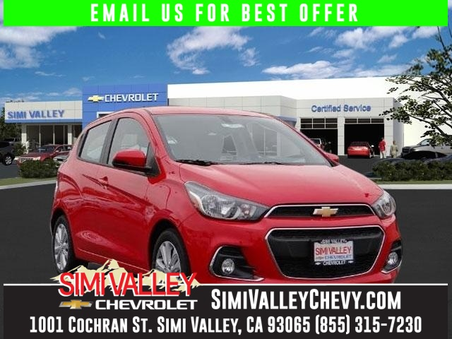 2016 Chevrolet Spark 1LT Red Hurry and take advantage now Talk about a deal NEW ARRIVAL  If