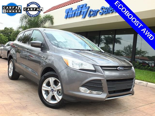 2013 Ford Escape SE Gray AWD What an outstanding deal Turbocharged Type your sentence here