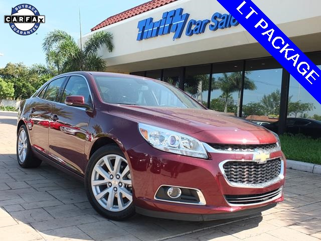 2015 Chevrolet Malibu 2LT Red LEATHER AUTOMATIC STILL UNDER FACTORY WARRANTY and