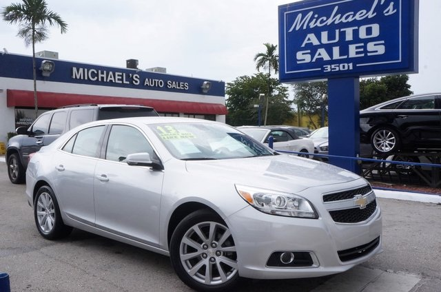 2013 Chevrolet Malibu LT Beige Its time for Michaels Auto Sales Nice car Want to stretch yo