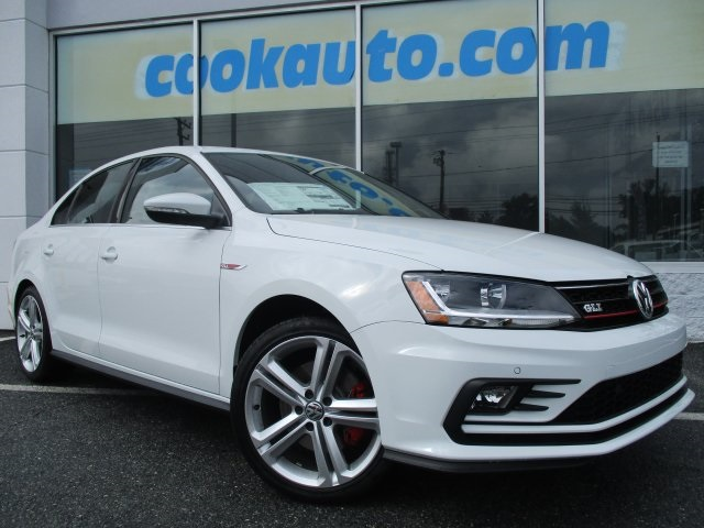 2017 Volkswagen Jetta GLI White Nav Come to the experts Be the talk of the town when you roll