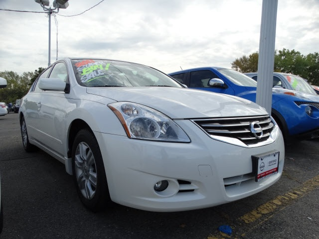 2011 Nissan Altima 25 S White Nissan Certified and CVT with Xtronic A great deal in Hackensack