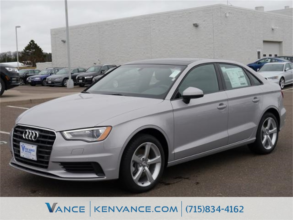 2016 Audi A3 Gray Turbo Quattro Want to stretch your purchasing power Well take a look at th