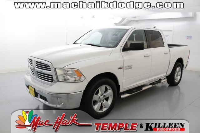 2014 Dodge Ram 1500 Lone Star White CLEAN ONE OWNER CARFAX HISTORY REPORT CERTIFIED PRE-OWNED