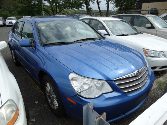 2007 Chrysler Sebring Touring Blue Drive this home today Dont bother looking at any other car P