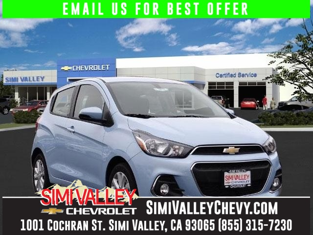 2016 Chevrolet Spark 1LT Blue You NEED to see this car Real Winner NEW ARRIVAL  If youre lo